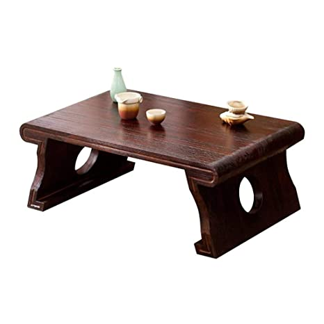 Amazon Com Coffee Tables Small Table Side Table Simple Solid Wood