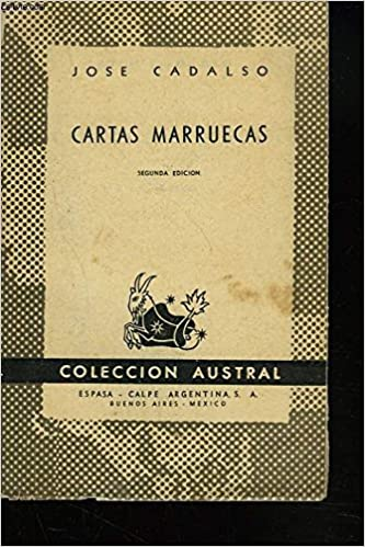 CARTAS MARRUECAS. Col. Austral. nº 1078: Amazon.es: JOSE ...