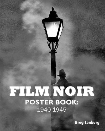 Film Noir Poster Book: 1940-1945 1941 Poster Print