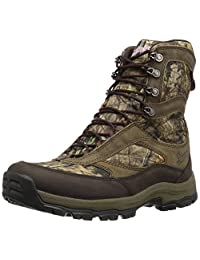 Danner Women's High Ground Hunting Shoes, Mossy Oak Break up Country