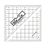 Bloc Loc Half Square Triangle Ruler 4.5 inch