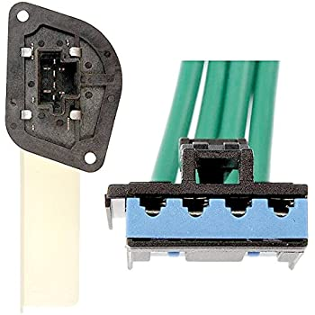 amazon com apdty 084527 blower motor resistor kit w