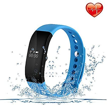 Vibing Fitness Tracker, Heart Rate Monitor Activity Watch with Blood Oxygen and Blood Pressure Tracker