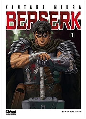 Amazon.fr - Berserk - Tome 01 - Nouvelle édition - Miura, Kentaro - Livres