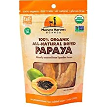 Mavuno Harvest Organic Dried Papaya, 2 oz
