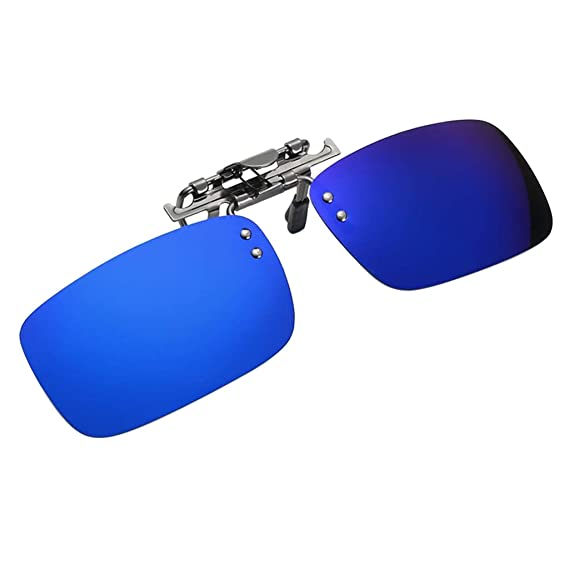 MagiDeal Gafas de Sol con Clip Lentes UV 400 Polarizado con ...