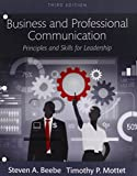 REVEL for Business and Professional Communication Books a la Carte Edition Plus REVEL -- Access Card Package 3rd Edition