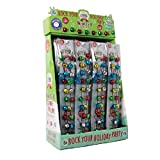 DM Merchandising Inc. Lotsa Lites! Jingle Bell Flashing Necklace