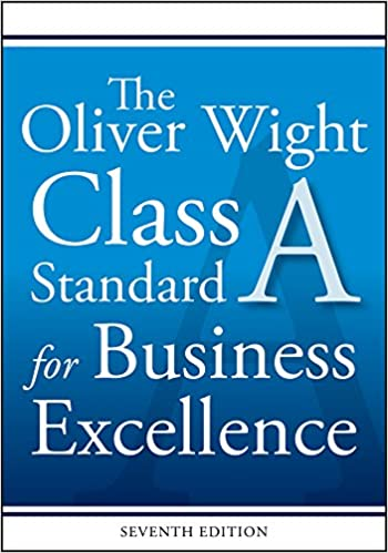 Amazon the oliver wight class a standard for business the oliver wight class a standard for business excellence 7th edition kindle edition fandeluxe Gallery
