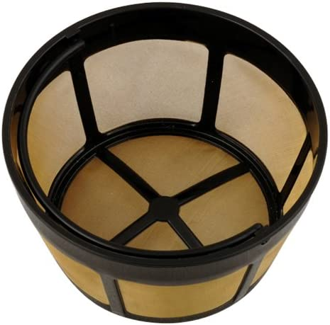 Cuisinart 12-Cup coffee maker gold tone filter GTFB (japan import)