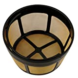 Cuisinart 12-Cup coffee maker gold tone filter GTFB (japan...