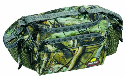 Cheap Plano Fishauflauge Bag with 4-3500 Stowaways Crappie Print