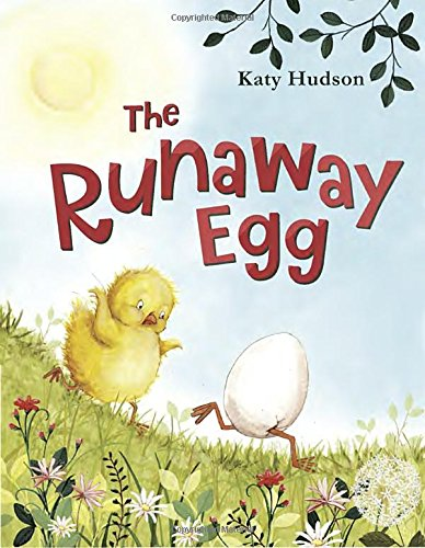 Book Cover: The Runaway Egg
