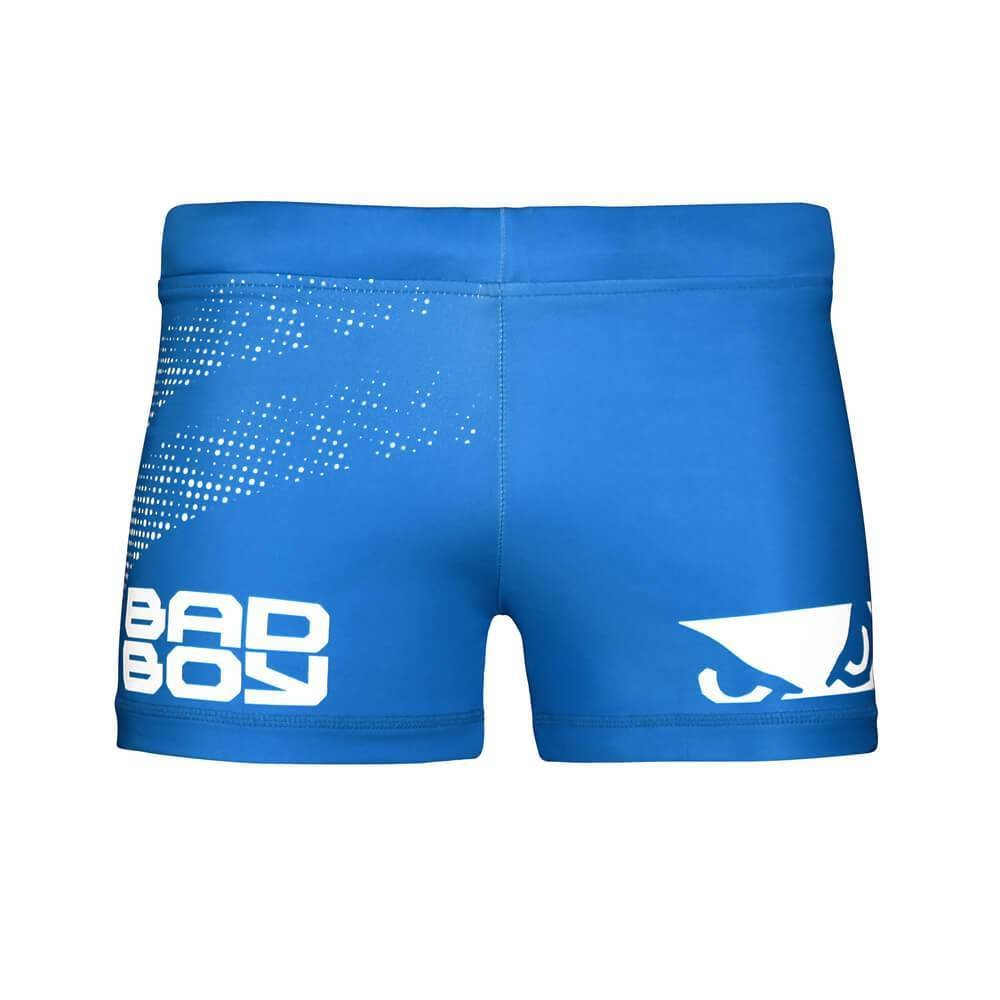 Bad Boy MMA Impact Vale Tudo Fight Shorts - Blue
