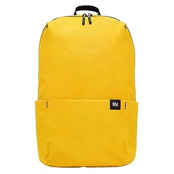 Mochila Xiaomi para hombre y mujer, 10 L, repelente al agua, para viajes, amarillo: Amazon.es: Bricolaje y herramientas