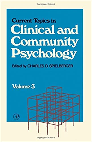 community psychology topics