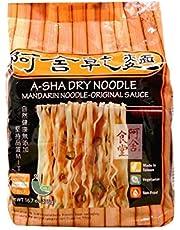 A-Sha Hakka Flat Noodle - Original Sauce 475 Gram