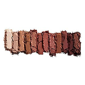 Naked Heat Eyeshadow Palette - Waterproof Eye Shadow Palette (Naked Heat)