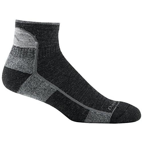 Cheap Darn Tough Vermont Men's 1/4 Merino Wool Cushion Hiking Socks for cheap