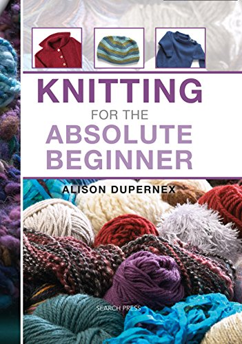 Knitting Absolute Beginner Alison Dupernex ebook product image