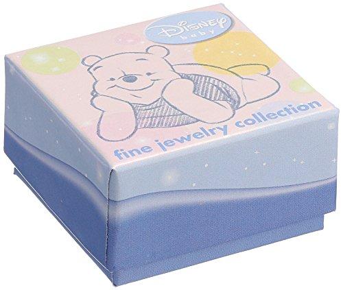 "Disney ""Baby"" Girl's Heart Stud Earrings"