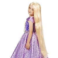 Accesorio del traje de la peluca de Rapunzel