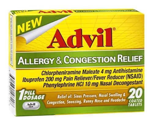 Advil Allergy & Soulagement de la