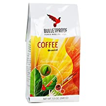 Upgraded Bulletproof Coffee Original Ground Coffee, 12oz (340g)