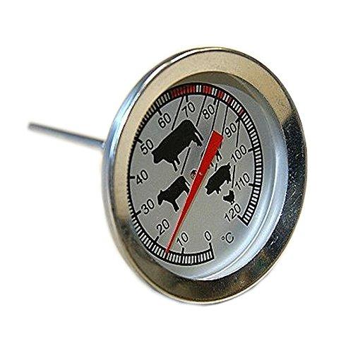 Räucherofen elektrisch THermometer