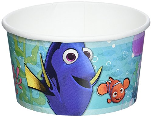 Finding Dory Ice Cream Treat Cups 8 Count
