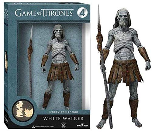 HBO 10016618 Game Of Thrones Legacy Collection White Walker Action -
