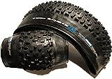 2 Vee Rubber 26x5.05 Snow Shoe 2XL Pair Fat Tires