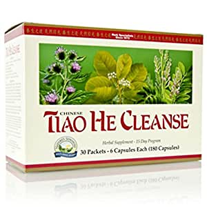 Tiao He Cleanse (30 Packets)