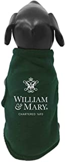 product image for All Star Dogs NCAA William & Mary Tribe Sleeveless Polar Fleece Dog Sweatshirt
