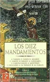 Book Los Diez Mandamientos