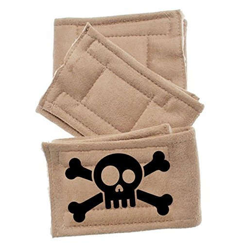3-Pack X-Large Skull Peter Pads