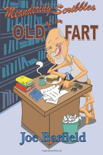 Book cover image for Meandering Scribbles of an Old Fart
