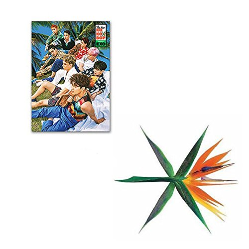 CD : EXO - The War 4th Album KOREAN ver. [Regular B]