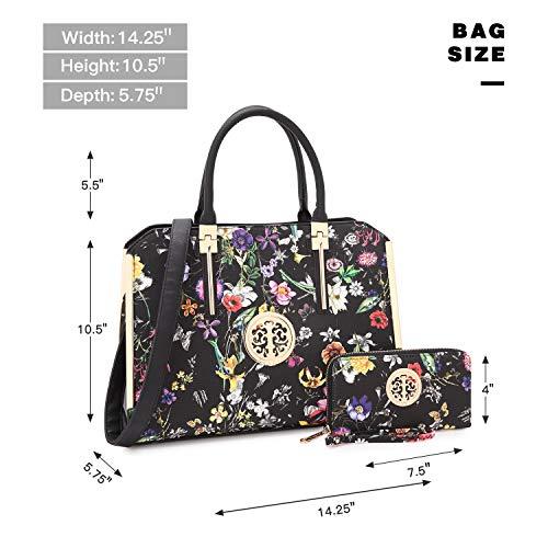 d349f5101db MMK Women's Designer Handbags Tote Bag Satchel handbag Shoulder Bags Tote  Purse