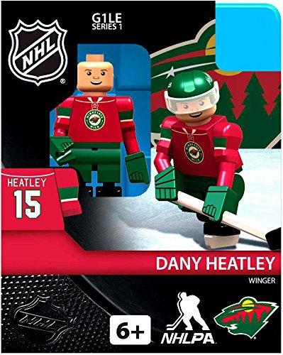 NHL Minnesota Wild Dany Heatley Generation 1 OYO