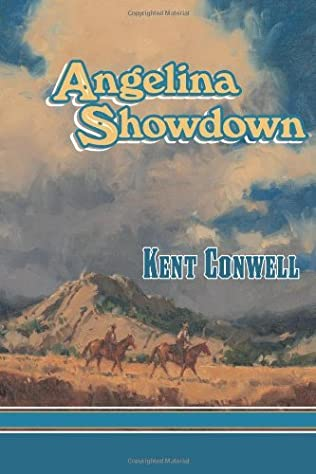 book cover of Angelina Showdown
