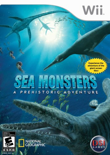 Deep Ocean Shadow - Sea Monsters - Nintendo Wii