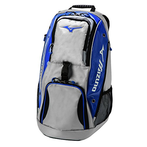 Mizuno Tornado Backpack, - Royal Socks Tornado