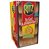 Ritz To Go Buttery Flavor 334 Gram (Pack of 3)