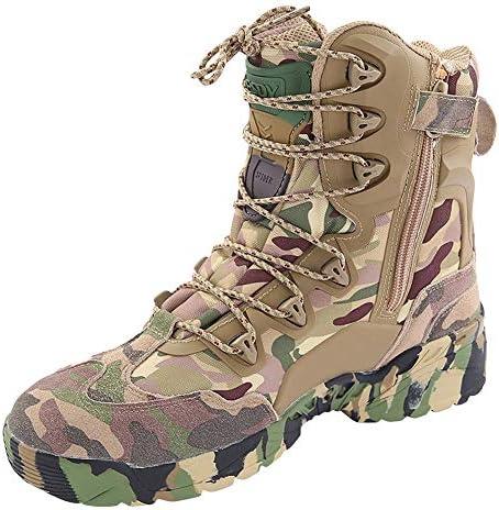 Militärstiefel Desert Tactical Boots Herren Outdoor Camo Wanderschuhe Special Forces Cadet Army Trainingsschuhe