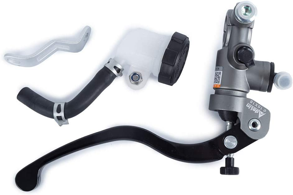 AKDSteel Motorcycle 19X18 17.5x18 16X18 Brake Adelin Master Cylinder Hydraulic Brake Clutch Pump Lever Handle 16x18mm products