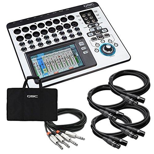 QSC TouchMix 16 Compact Digital Cables product image