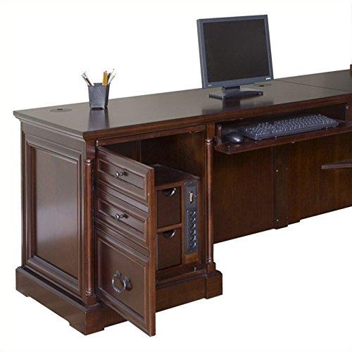 Martin Furniture Tribeca Loft Black 2-Drawer Lateral File Cabinet - Fully Assembled by Martin Furniture (Image #2)