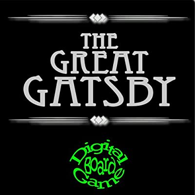 The Great Gatsby Digital Board Game [Download]