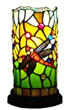 Amora Lighting AM1015ACC Tiffany Style Dragonfly Mini Table Lamp - 10